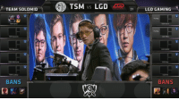That moment when they lock in Morde over Lulu: TEAM SOLOMID  TSM Dyrus  TSM Santorin  TSM Bjerssen  TSM WIldTurtle  TSM Lustboy  BANS  GD TSM  VS  LGD  31  LGD GAMING  Picking  LGD Acorn  Picking  LGD TBQ  LGD GODV  LGD imp  LGD Pyl  BANS That moment when they lock in Morde over Lulu
