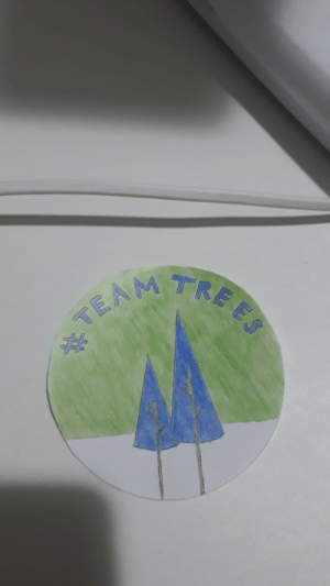 Back, Tea, and Donate: TEAM TKE ES  TEA Making a bunch of these with messages on the back encouraging ppl to donate, and gonna put on all my classmates' desks. C'mon, guys!