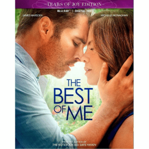 Biggest mistake was to watch this movie when I was pregnant with Lilia there was this one scene that made me sob.😭😭😭💔💔  The Best of Me Movie Nicholas Sparks  #amber: TEARS OF JOY EDITION  BLU-RAY: I DIGITAL/HD  JAMES MARSDEN  MICHELLE MONAGHAN  THE  BEST  OFME  HOR OF  THE NOTEBOOK AND SAFE HAVEN Biggest mistake was to watch this movie when I was pregnant with Lilia there was this one scene that made me sob.😭😭😭💔💔  The Best of Me Movie Nicholas Sparks  #amber