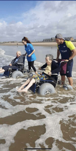 A senior citizen facility that truly cares, the joy in their faces says it all. via /r/wholesomememes https://ift.tt/30Yuw16: TECHT A senior citizen facility that truly cares, the joy in their faces says it all. via /r/wholesomememes https://ift.tt/30Yuw16
