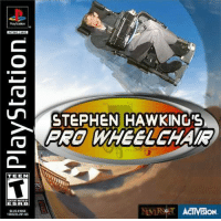 Stephen, Stephen Hawking, and Hawks: TEEN  SLUS-010S6  1D02235201,US  STEPHEN HAWKING'S  NEVER