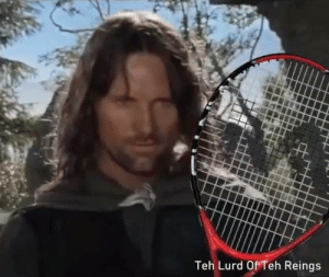 One Racket to rule them all  📹Teh Lurd Of Teh Reings: Teh Lurd Of Teh Reings One Racket to rule them all  📹Teh Lurd Of Teh Reings