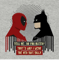 Memes, 🤖, and Video Game: TELL ME, DO YOU BLEED?  THAT 5 wny I WEAR  THE RED 5UIT 5ILLY https://www.youtube.com/channel/UC1kZpsLYtsET5YCVc_Jyhfg  Go check out this channel for video game reviews and sub if you enjoy