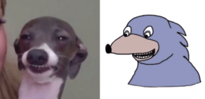 Jenna Marbles, Sonic, and Dog: Tell me why Pewds' Sonic drawing looks like Jenna Marbles' dog
