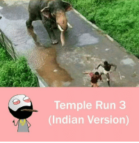 temple run: Temple Run 3  Indian Version)