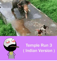temple run: Temple Run 3  Indian Version