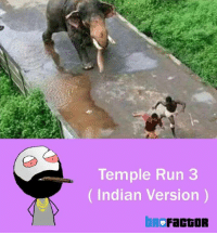 temple run: Temple Run 3  Indian Version  DR FactOR