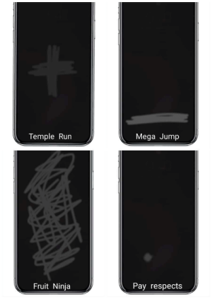 srsfunny:  Press f: Temple Run  Mega Jump  Fruit Ninja  Pay respects srsfunny:  Press f
