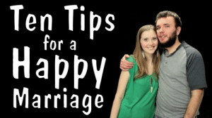 helpfulhowtovideos:   http://basichowtovideos.com/relationships-videos/messy-mondays-ten-tips-for-a-happy-marriage/Messy Mondays: Ten Tips for a Happy Marriage: Ten Tips  for a  Нарру  ppy  Marriage helpfulhowtovideos:   http://basichowtovideos.com/relationships-videos/messy-mondays-ten-tips-for-a-happy-marriage/Messy Mondays: Ten Tips for a Happy Marriage