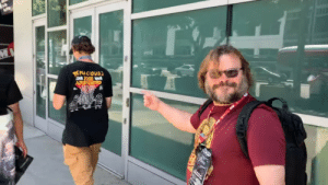 Taken, Tenacious, and Never: TENACIOUS  D18FOST TOUR  PONLYPTO Picture taken seconds before a moment that will never be forgotten.