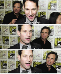 Sneak peak of Ant-Man and the Hulk meeting for the first time in Avengers: Infinity War!  (SavedSlayer): TERNATIONAL INTERNATIONAL INTE  CON  CON  Is that Paul Rudd?  AL INTERNATIONAL INTERNATIONAL  INTERNAT  TIONAL INTERNAT  L INTERNATIO  CO  hosAL INTERNAT  INTERNATIONAL IN  TION  CO  TIONA Sneak peak of Ant-Man and the Hulk meeting for the first time in Avengers: Infinity War!  (SavedSlayer)