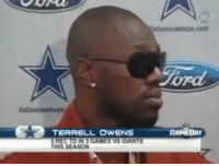 Funny, Yahoo, and yahoo.com: TERRELL OWENS  THIS SEASON  GAMEDAY Cowboys fans.. nfl cowboys viralcypher funniest15seconds Email: funniest15seconds@yahoo.com Website : www.viralcypher.com