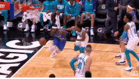 Terrence Ross shows some insane athleticism to get through the defender for the up-and-under slam: Terrence Ross shows some insane athleticism to get through the defender for the up-and-under slam