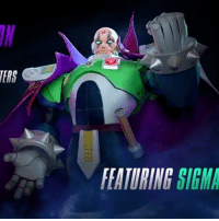 TERS  FEATURING SIGMA Buzz Lightyear looking ass