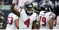 Texans expected to start Deshaun Watson at QB, if healthy: https://t.co/t7v9JO9blx (via @RapSheet) https://t.co/NR1DS4sqR4: Texans expected to start Deshaun Watson at QB, if healthy: https://t.co/t7v9JO9blx (via @RapSheet) https://t.co/NR1DS4sqR4
