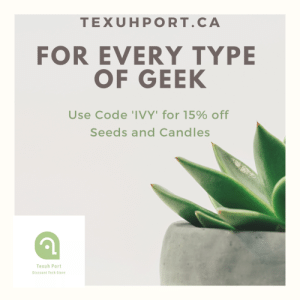 theemperorrises:  It's the…tech of….nature? Get 15% off seeds and candles at www.texuhport.ca with this code FREE SHIPPING on Discount Gadgets and Decor : TEXUHPORT.CA  FOR EVERY TYPE  OF GEEK  Use Code 'IVY' for 15% off  Seeds and Candles  Texuh Port  Discount Tech Store theemperorrises:  It's the…tech of….nature? Get 15% off seeds and candles at www.texuhport.ca with this code FREE SHIPPING on Discount Gadgets and Decor