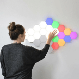 texuhport:FREE SHIPPING ON ALL ORDERS⁣ 😍 Quantum Hexagonal Touch-Sensitive Lamps 😍⁣ ⁣ These touch-sensitive LED atmosphere lamps are the perfect addition to any room. Each light connects to the other to complete the circuit and create a network of lamps as large as and in any shape you would like. ⁣ ⁣ SPECIFICATIONS⁣ ⁣ Type: Atmosphere⁣ Power Generation: Touch⁣ Wattage: 0-5W⁣ Power Source: AC⁣ Body Material: ABS⁣ Light Source: LED Bulbs⁣ Voltage: 90-260V⁣ Model Number: Quantum lamp⁣ #internetfamous #instagramfamous https://instagr.am/p/B-w7ESlnORQ/: texuhport:FREE SHIPPING ON ALL ORDERS⁣ 😍 Quantum Hexagonal Touch-Sensitive Lamps 😍⁣ ⁣ These touch-sensitive LED atmosphere lamps are the perfect addition to any room. Each light connects to the other to complete the circuit and create a network of lamps as large as and in any shape you would like. ⁣ ⁣ SPECIFICATIONS⁣ ⁣ Type: Atmosphere⁣ Power Generation: Touch⁣ Wattage: 0-5W⁣ Power Source: AC⁣ Body Material: ABS⁣ Light Source: LED Bulbs⁣ Voltage: 90-260V⁣ Model Number: Quantum lamp⁣ #internetfamous #instagramfamous https://instagr.am/p/B-w7ESlnORQ/