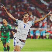 England, Finals, and Memes: TFW You score a hat-trick in your first ever @uefawomenseuro appearance. @jodes__14 became the first Lionesses player to score a treble in a major tournament as @england started their UEFA Women's EURO 2017 campaign off with a 6-0 victory over @scotlandnationalteam in Utrecht. It was the first hat-trick in over 20 years in the tournament, and the biggest finals win in history.