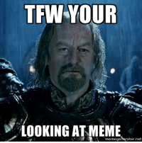 "TFW YOUR  LOOKING AT MEME  'A memegenerator net le ""epic... (tfw you...) RAGE"" rage"
