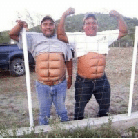Redneck abs: th Redneck abs
