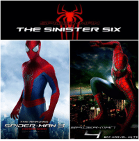 The 3 SpiderMan Films we will Never get to see. SpiderMan4 ( TobeyMaguire), TheAmazingSpiderman3 ( AndrewGarfield), and The Sony Spinoff Film, The SinisterSix ! - Only Thing we Know about these Movies is that The Villains of Spider-Man 4 were supposed to be TheVulture and Mysterio ! And TheSinisterSix LineUp was going to be GreenGoblin (Harry Osborn), Kraven The Hunter, DoctorOctopus, Vulture, Mysterio and The Rhino ! But I'm Happy That Spidey is Back at Marvel with TomHolland ! Super Hyped for SpiderManHomeComing in 2017! Comment Below your Thoughts, are you Happy PeterParker is back in The MCU with The Avengers !? 🕷 MarvelCinematicUniverse 🕸: TH00E SINNISSTEIR SIX  Q OC. MARVEL. UNITE The 3 SpiderMan Films we will Never get to see. SpiderMan4 ( TobeyMaguire), TheAmazingSpiderman3 ( AndrewGarfield), and The Sony Spinoff Film, The SinisterSix ! - Only Thing we Know about these Movies is that The Villains of Spider-Man 4 were supposed to be TheVulture and Mysterio ! And TheSinisterSix LineUp was going to be GreenGoblin (Harry Osborn), Kraven The Hunter, DoctorOctopus, Vulture, Mysterio and The Rhino ! But I'm Happy That Spidey is Back at Marvel with TomHolland ! Super Hyped for SpiderManHomeComing in 2017! Comment Below your Thoughts, are you Happy PeterParker is back in The MCU with The Avengers !? 🕷 MarvelCinematicUniverse 🕸