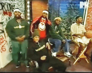 Mtv, Nas, and Tumblr: tha-shaolin-assassin:Raekwon, Nas,  Mobb Deep on Yo! MTV Raps