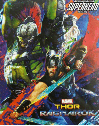 Memes, Marvel, and Thailand: THAILAND  MARVEL  THOR The first promo poster for THOR: RAGNAROK has been revealed!  (Brian)
