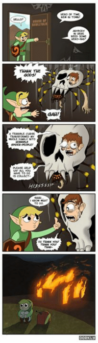 THANK THE  GAH!  Husssssss  DORKLy His response was completely rational. ~Linebeck