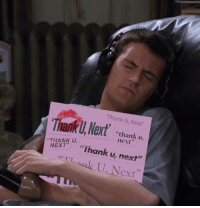 "Mood, Target, and Tumblr: Thank U, Next  ""thank u,  next""  Thank u, next  haak U, Next""  THANK U  CTI  35 forcewakens: BIGGEST MOOD"