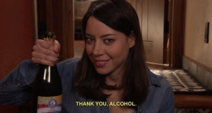 Thank You, Alcohol, and You: THANK YOU, ALCOHOL