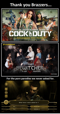 Cock of duty movie