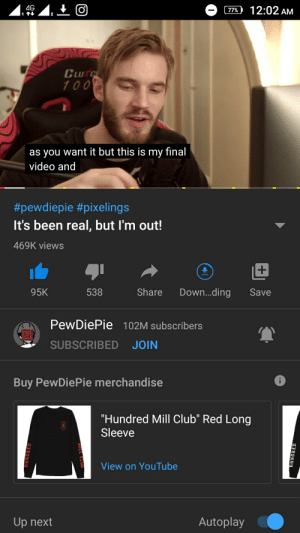 Thank you Felix for the best decade ever. We will await your return. Brofist.❤: Thank you Felix for the best decade ever. We will await your return. Brofist.❤
