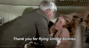 Tumblr, Thank You, and Blog: Thank you for flying United Airlines  shamama.tum bir.com memehumor:  One of the world's most prestigious rabbits just mysteriously died on United Airlines.