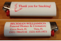 <p>Lo que pasa cuando contratas a Mr Trollface como asesor de márketing</p>: Thank you for Smoking!  BECKMAN-WILLIAMSON  Funeral Homes & Crematory  Cocoa Beach, FL  (321) 784-0116 (321) 635-1973  Viera, FL <p>Lo que pasa cuando contratas a Mr Trollface como asesor de márketing</p>