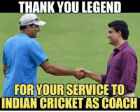 Anil Kumble has stepped down as Head Coach of the Indian Cricket team.: THANK YOU LEGEND  FOR YOUR  SERVICE TO  INDIAN CRICKETASCOACH Anil Kumble has stepped down as Head Coach of the Indian Cricket team.