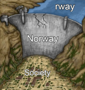Thank you Norway: Thank you Norway