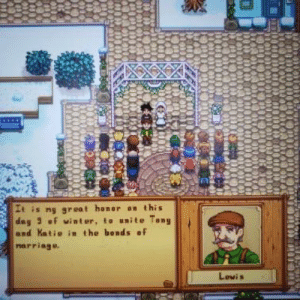 Thank you Stardew Valley! Bought this game as a fun way to spend time with my girlfriend and, like many others, we fell in love with the everything about it. This community is amazing and we always love seeing everyone's farm and creativity. Happy farming everyone!: Thank you Stardew Valley! Bought this game as a fun way to spend time with my girlfriend and, like many others, we fell in love with the everything about it. This community is amazing and we always love seeing everyone's farm and creativity. Happy farming everyone!