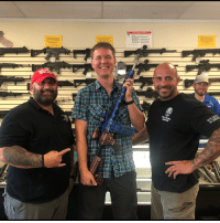 Guns, Instagram, and Life: Thank you to Darrell, Amy & Cody from @sd_tactical_arms for working on this awesome 😎 giveaway for an Ar-15 custom rifle with all the bells and whistles. These gun making, steel bending, talented professionals really went all out to make sure their product speaks for it self on the phenomenal quality they produce. Make sure to follow them and show your support. —— Also, Thank you to Westminster Arms for a smooth transfer (make sure to stop by if you are in Arvada, Colorado) and congratulations to our winner Jeremy, who by no doubt was a great pick and a true second amendment supporter. — We are now looking to do our next giveaway so tag any gun company you will like to see working on our next project. We have one of the largest organic following of second amendment supporters 2.2 million on Fackbuk and another 428k on Instagram from all walks of life and who are Making Guns Great Again 🇺🇸