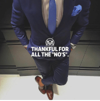 """Job Interview, Life, and Memes: THANKFUL FOR  ALL THE """"NO'S"""". The word rejection is not a pleasant one in any way, shape, or form. No matter who you are, what you are trying to accomplish or how successful you are, we all face rejection. But you know what? You should look back and be thankful for those rejections! And here are a few reasons why: ✔️There will always be something better. Whether it is a better relationship, a better business opportunity, or a better coffee order when your barista tells you they are out of your favorite, go-to daily brew. You are forced into opportunity when you are rejected on your initial idea. ✔️Pushes you to think outside the box. It is rejection that helps us re-evaluate and think outside the box we thought we had our perfectly planned life plan in. ✔️You learn. These situations allow you see what you may have done wrong, or could improve on. Maybe you bombed a job interview where you felt the need to talk about how you were fired from your previous job for punching a hole through the wall during a heated conversation. It's rejection that helps us see opportunities that we can improve on. ✔️Makes you stronger! Rejection sucks, but you should be thankful for the opportunities, resilience, and lessons it nicely laid in your lap. You can overcome anything and rejection is one of the easiest things on the list. - rejections no fuckno success millionairementor"""