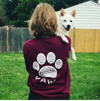 Thanks @catniptrap_ for the support in our maroon tribal Long sleeve shirt! Order now at PawzShop.com 🐶🐩🐾: Thanks @catniptrap_ for the support in our maroon tribal Long sleeve shirt! Order now at PawzShop.com 🐶🐩🐾
