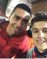 Thanks Chris @Smalling for the photo! Well played, a nice 1-0! ❤🔥 . . . . . . . . . manutd mufc manchesterunited manu united neymar footy football soccer rooney sfs s4s like selfie followback followme followforfollow likeforlike goals zlatan ibra yolo cr7 nike adidas messi ibrahimovic Ronaldo lol: Thanks Chris @Smalling for the photo! Well played, a nice 1-0! ❤🔥 . . . . . . . . . manutd mufc manchesterunited manu united neymar footy football soccer rooney sfs s4s like selfie followback followme followforfollow likeforlike goals zlatan ibra yolo cr7 nike adidas messi ibrahimovic Ronaldo lol