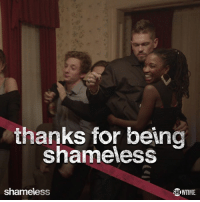 Thanks for kicking it Gallagher with us for another season! See ya for the next one!: thanks for being  shameless  shameless  SHOWTIME Thanks for kicking it Gallagher with us for another season! See ya for the next one!