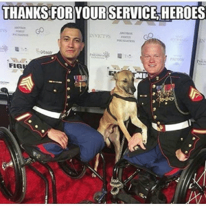 Let's support our injured Heroes!! 🇺🇸❤️🙏: THANKS FOR YOURSERVICEHEROES  NVICTVS ASILY  OUNDATION  ARSONS  PATRO  PARS  FIG  CO Let's support our injured Heroes!! 🇺🇸❤️🙏