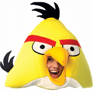 Thanks, i hate angry bird costumes: Thanks, i hate angry bird costumes