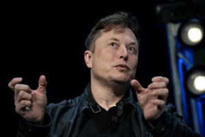 Thanks, I hate Elon Musk squeezing imaginary boobs: Thanks, I hate Elon Musk squeezing imaginary boobs