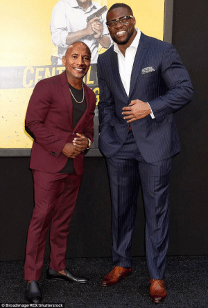 Thanks, I hate Kevin Hart and Dwayne Johnson face swap: Thanks, I hate Kevin Hart and Dwayne Johnson face swap