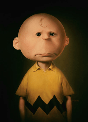 Thanks, I hate realistic charlie brown: Thanks, I hate realistic charlie brown