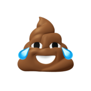 Emoji, Poop, and Hate: thanks, i hate realistic poop emoji