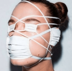 Thanks, I hate this face mask.: Thanks, I hate this face mask.