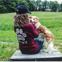 Thanks @it.s_madison_ for he support in our maroon tribal tee! Order now at PawzShop.com 🐾: Thanks @it.s_madison_ for he support in our maroon tribal tee! Order now at PawzShop.com 🐾